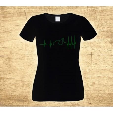 n° 114 Vespa Heartbeat Woman