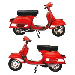 Vespa 200 Rally KIT Adesivi STICKERS