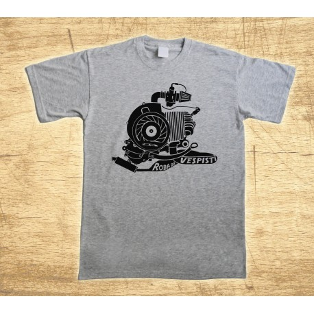 T-shirt motore