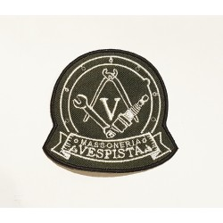 Patch Massoneria Vespista - Toppa