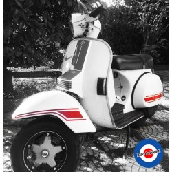 KIT Adesivi Strisce VESPA PX - Striped Sticker