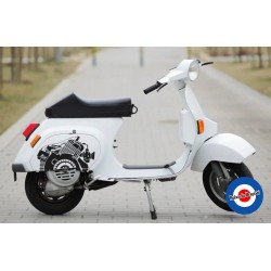 Sticker Decal Vespa PK Engine