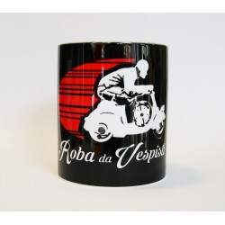 Tazza Mug n°722 Scooter Racer