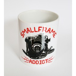 Tazza Mug n°729 Smallframe Addict