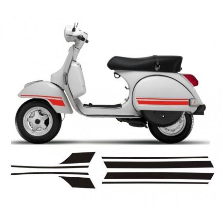 KIT Adesivi Strisce VESPA PX - Striped Sticker
