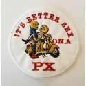 Patch It's Better Sex on A PX - Toppa